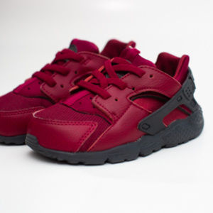 Nike Huarache Run NOBLE RED/ANTHRACITE